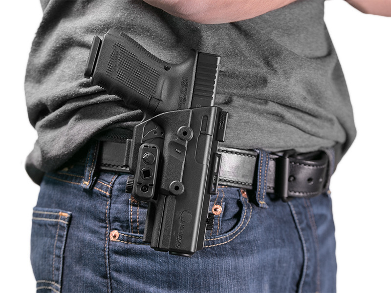 Types of Holsters you can Consider Buying